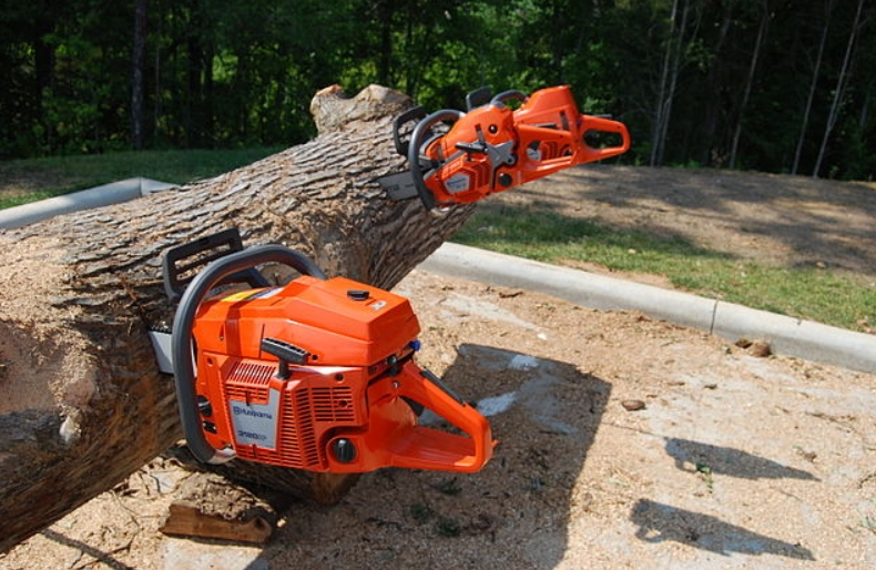 Electric vs Gas Chainsaws